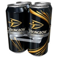 STRONGBOW CIDER, 4 x 440ml