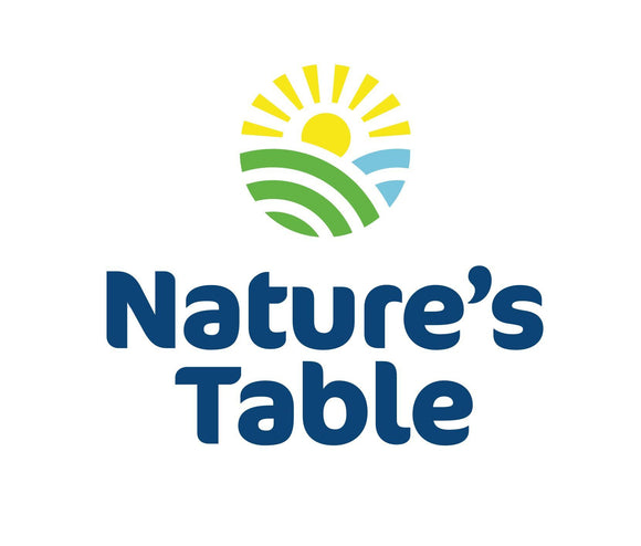 NATURES TABLE PIZZA TOPPING, 50g