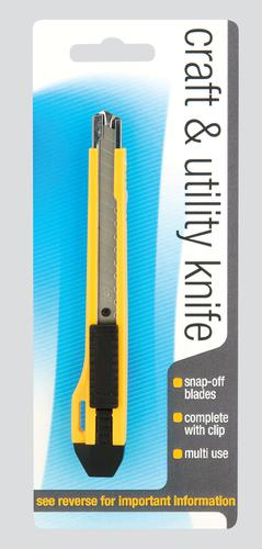 CRAFT & UTILITY KNIFE