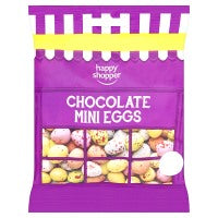 HAPPY SHOPPER MINI EGGS, 75g