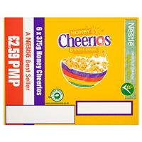 NESTLE HONEY CHEERIOS CEREAL, 375g