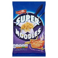 BATCHELORS SUPER NOODLES CHOW MEIN FLAVOUR, 100g