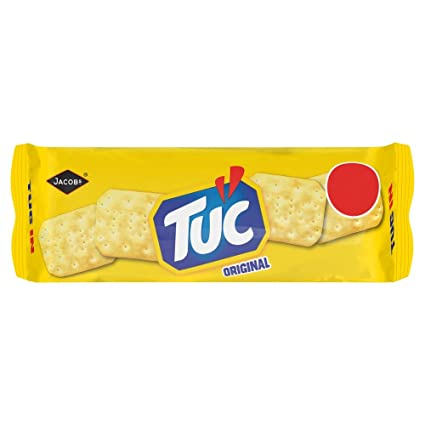 JACOBS TUC BISCUITS