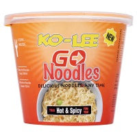 KO LEE NOODLES THAI HOT & SPICY, 65g