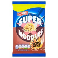 BATCHELORS SUPER NOODLES BBQ FLAVOUR, 100g