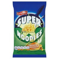 BATCHELORS SUPER NOODLES CHICKEN & MUSHROOM FLAVOUR, 100g