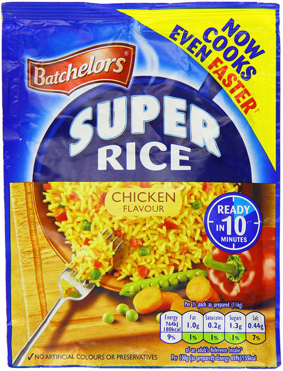 BATCHELORS SUPER RICE CHICKEN, 90g