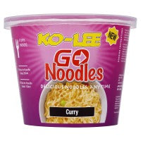 KO LEE NOODLES CURRY, 65g