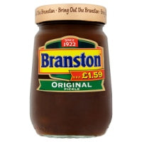 BRANSTON PICKLE, ORIGINAL 520g