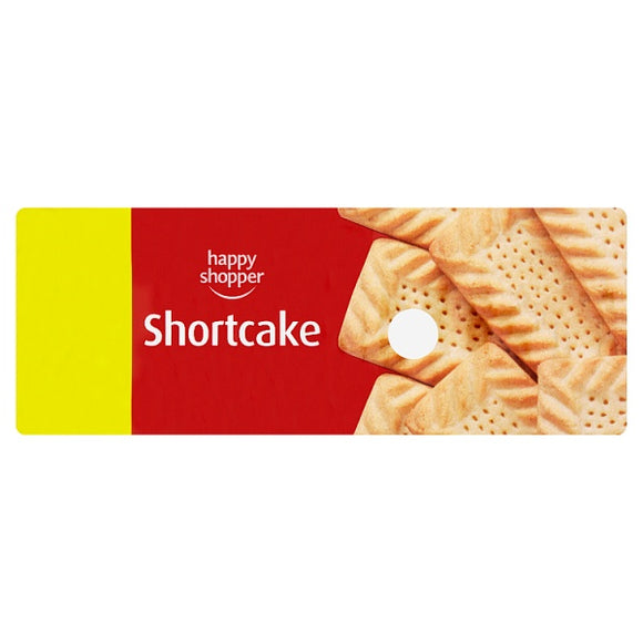 HAPPY SHOPPER SHORTCAKE, 150g