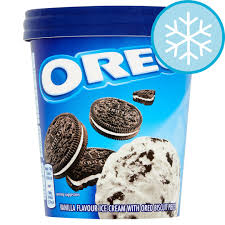 OREO ICE CREAM, 480ml