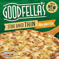GOODFELLAS THIN PIZZA MARGHERITA, 345g
