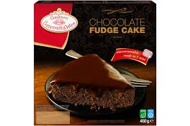 COPPENRATH CHOCOLATE FUDGE CAKE, 450g