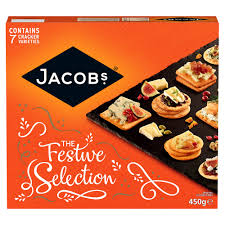 JACOBS THE FESTIVE SELECTION, 450g