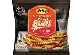 AVIKO SWEET POTATO FRIES, 450g