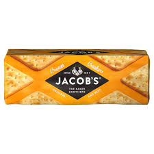 JACOBS CREAM CRACKERS, 200g