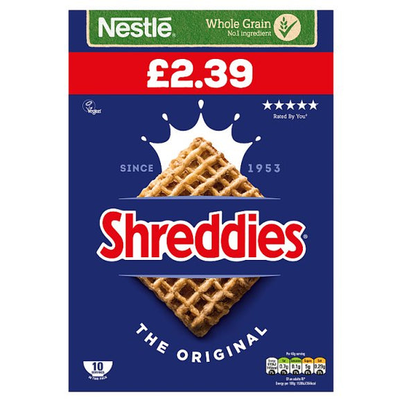 NESTLE SHREDDIES, 500g