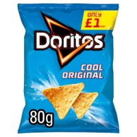 DORITOS, ORIGINAL 80g