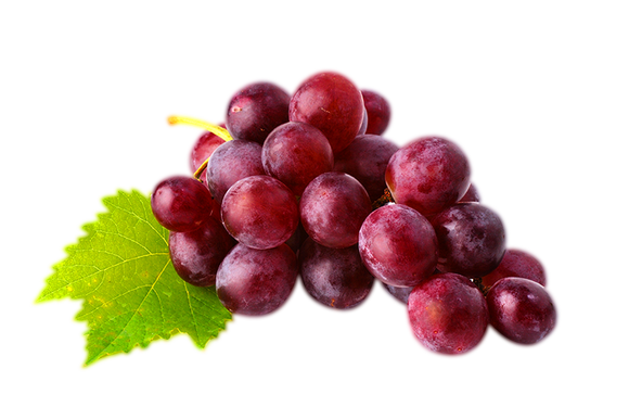 SEEDLESS RED GRAPES, 500g