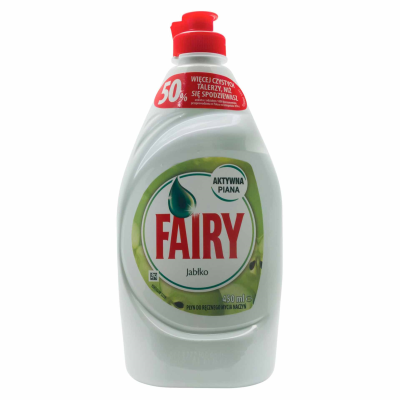FAIRY LIQUID APPLE, 433ml
