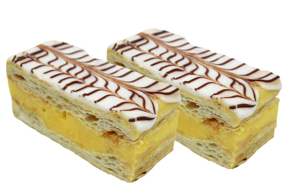 ISLANDS CHOICE CUSTARD SLICE