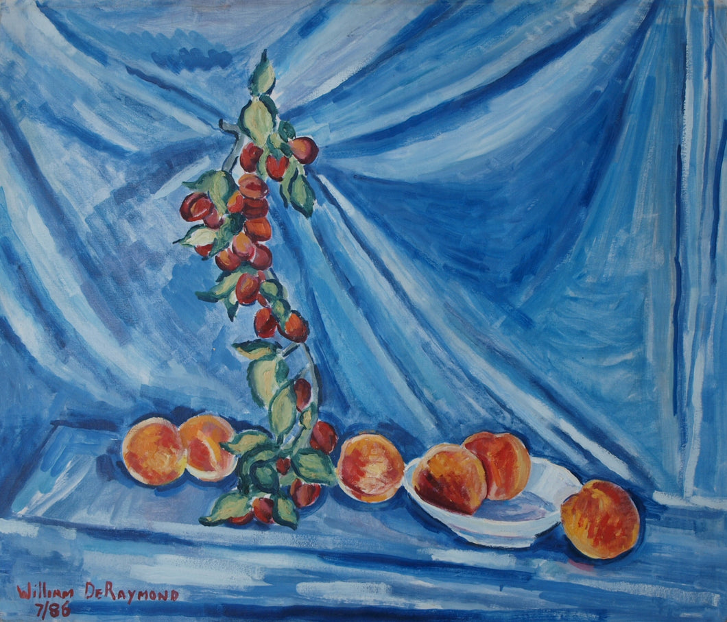 Still Life with Plums, 30