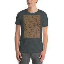 Load image into Gallery viewer, william deraymond #art #drawing #print on a Short-Sleeve Unisex T-Shirt