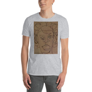 william deraymond #art #drawing #print on a Short-Sleeve Unisex T-Shirt