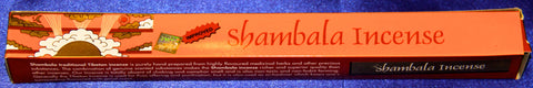 Shambhala Incense