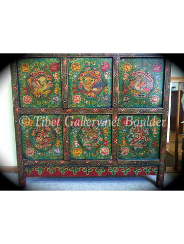 Tibetan Shrine cabinet (TSC1)