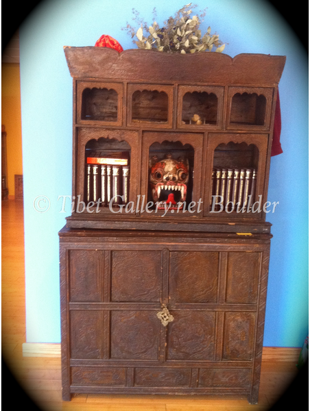 Tibetan Shrine cabinet (TSC2)