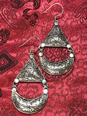 Silver Earrings(TGSE 66)
