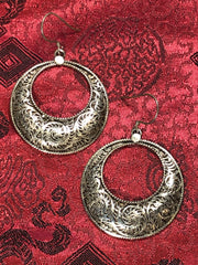 Silver Earrings(TGSE 53)