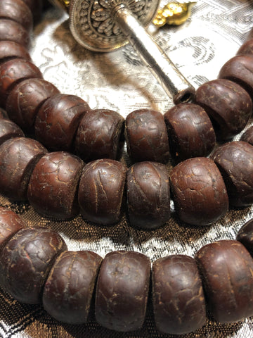 Bodhi Seed Mala/Prayer Beads(TGMA 52)