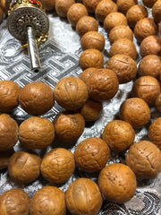 Bodhi Seed Mala/Prayer Beads (TGMA 51)