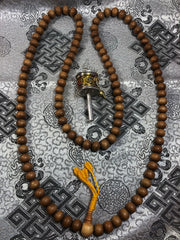 Sandalwood Mala / Prayer Beads ( TGMA 1 )