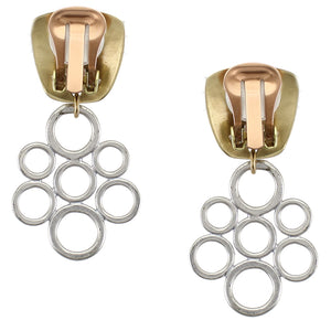 Comfortable Clip on Earrings