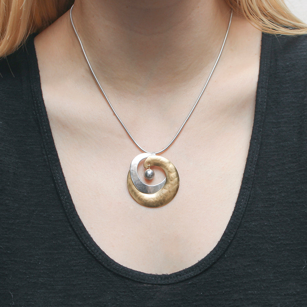 New Take on Pearls from Marjorie Baer