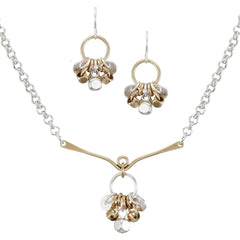 Christmas gift matching jewelry sets