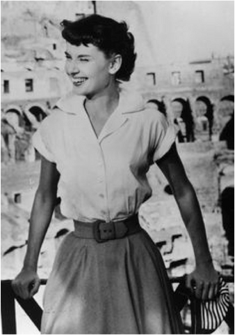 Hepburn Roman Holiday