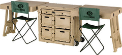 Pelican-Hardigg 472-FLD-DESK-DD Field Desk