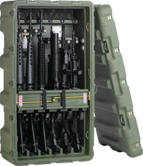 Pelican-Hardigg 472-M4-M16-6 Rifle Case