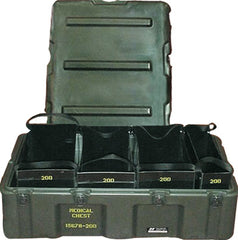 Pelican-Hardigg 472-MED-4-TOTE Medical Tote Case