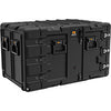 Pelican-Hardigg Super-V-Series-9U Double End Rackmount Case