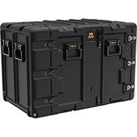 Pelican-Hardigg Super-V-Series-11U Double End Rackmount Case