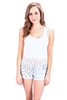 Crochet Racer Back Top