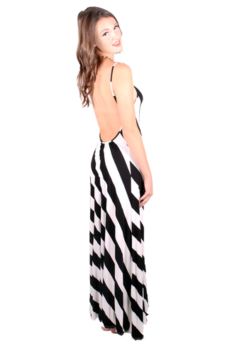 Nautical Maxi in Black