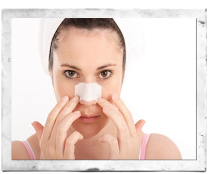 5 reasons why you shouldn't use pore strips for blackheads - bare-soaps