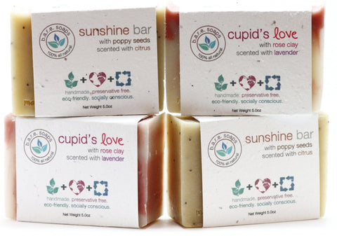 Cupid's Love & Sunshine Bar