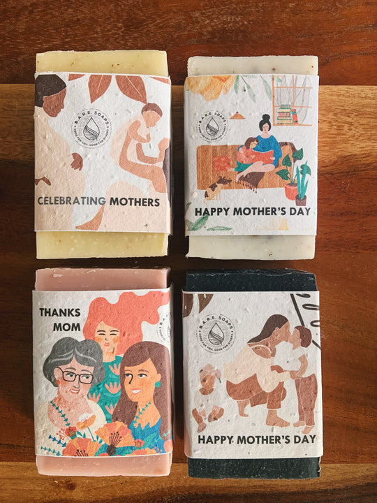 mother's day edition pick 4: bar soaps